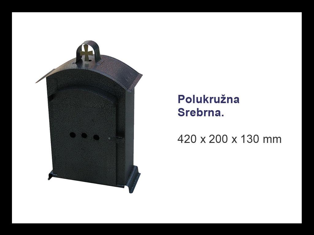 Male kućice za groblje - 420x200