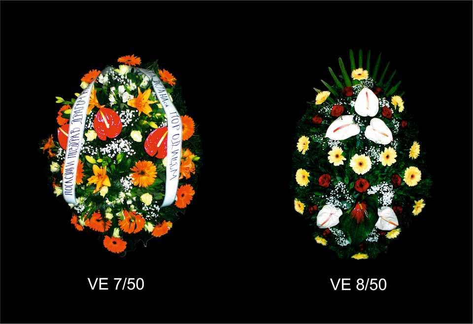 Venci za groblje