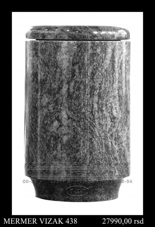 Urna - Mermer vizak 438